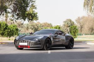 2011 Aston Martin One-77 by Q